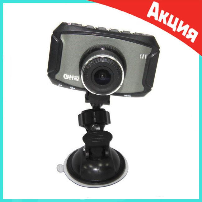 Автомобильный видеорегистратор HD 388 Full HD 1080P одна камера | Регистратор в машину