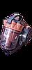 Пылесос GRANT GT-1603 3000W, контейнер 3 литра, пылесос циклон Грант без мешка + Подарок, фото 9