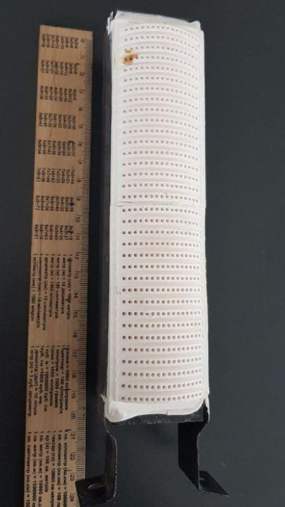 Керамическая газовая горелка для котла (длина 20 см)