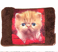 Грілка-муфта для рук електрична (Рудий кошеня), фото 1