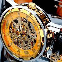 Мужские наручные часы Winner Simple с автоподзаводом