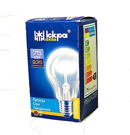 Лампа накаливания 75 Ватт, Е27 Колба А55