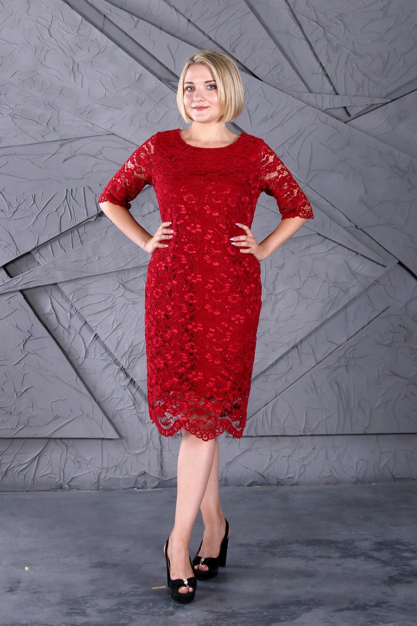 Платье Selta 853 размеры 50, 52, 54, 56