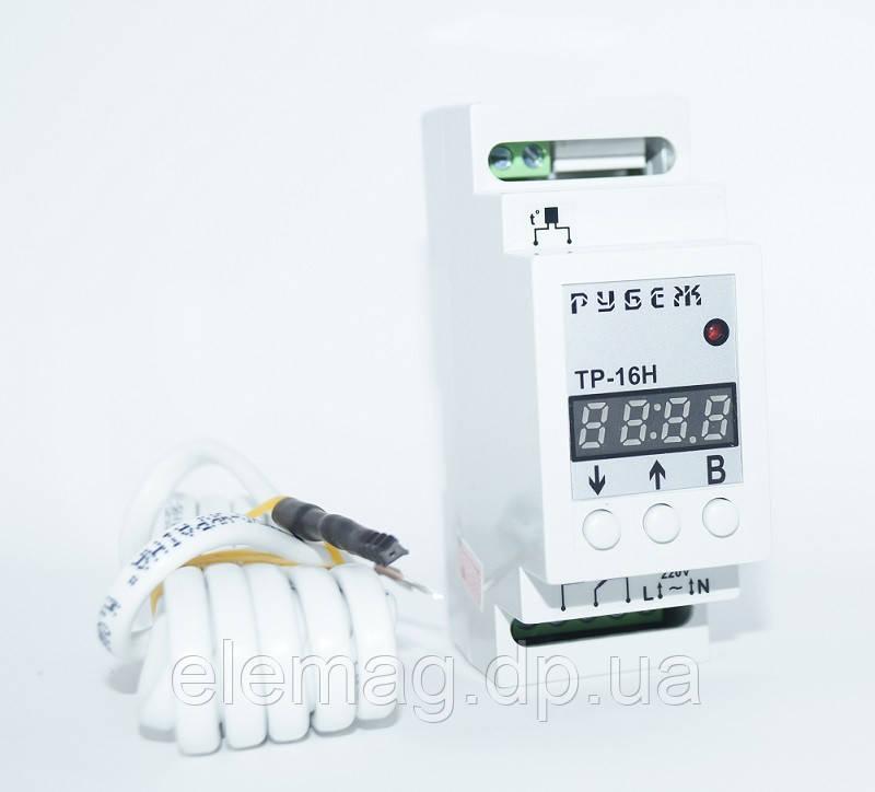 Недельный терморегулятор ТР-16Н