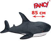 Мягкая игрушка Акула (аналог акула из икеи), (AKL3), FANCY