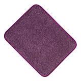 Термоковрик электрический Теплик 50х60 двухсторонний фиолетовый, фото 2