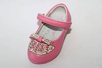 Детские,удобные,нарядные туфли для девочек,оптом.Размеры 21-26.Демисезонная обувь