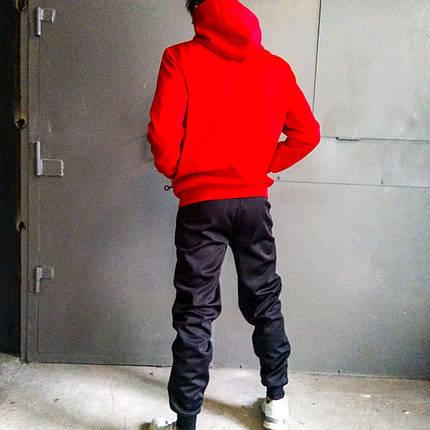 Мужской спортивный костюм Nike на флисе, фото 2