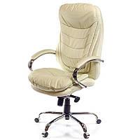 Офисное кресло АКЛАС Валенсия Soft CH MB Бежевое (07389)