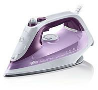 Утюг Braun SI 7066 VI 2600 Вт Белый / Фиолетовый