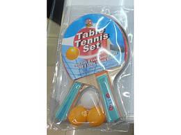 Теннис наст.BT-PPS-0032 ракетки (1см,цвет.ручка)+3мяча пласт.ш.к./50/