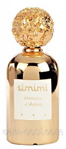 Simimi Memoire d'Anna Extrait De Parfum 100 мл