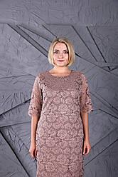Платье Selta 776 размеры 50, 52, 54, 56