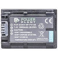 Аккумулятор к фото/видео PowerPlant Sony NP-FV100 (DV00DV1271), фото 1