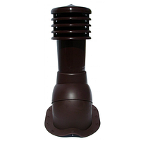 Вентиляционный выход ХОЛОДНЫЙ  для металлочерепицы профиля Монтерей  150 мм