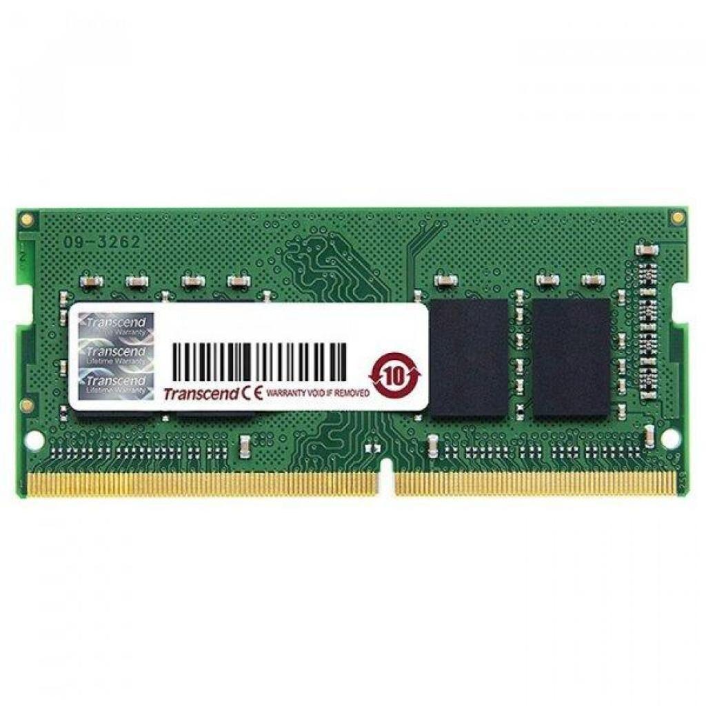Модуль памяти для ноутбука SoDIMM DDR4 4GB 2666 MHz Transcend (JM2666HSH-4G)