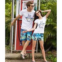 Мужские гавайские шорты Qike - №2803