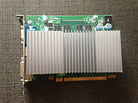 ВИДЕОКАРТА Pci-E GEFORCE 8500 GT на 256 MB 128 BIT с ГАРАНТИЕЙ ( видеоадаптер  8500GT 256mb  )