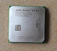 РЕДКИЙ МОЩНЫЙ процессор AMD на Socket am2 на 2 ЯДРА ATHLON 64 X2 6000 89w !!! ( 2 по 3.1 Ghz !!! )