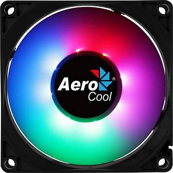 Кулер для корпуса AeroCool Frost 8 FRGB Molex (4718009158054)