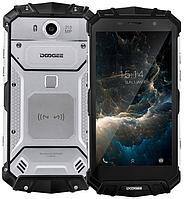 Защищенный мобильный телефон DOOGEE S60 silver  4+64 GB (5580mAh), фото 1