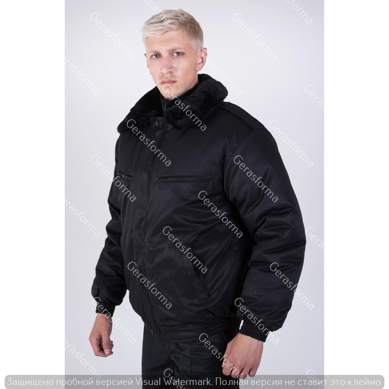 Куртка ОЗФ Грета Чорна 62