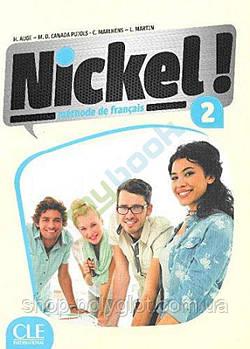 Nickel! Niveau 2 Livre De L Eleve + DVD-ROM