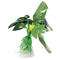 Шелковое декоративное растение Ferplast BLU 9089 Silk Althernanthera для аквариума 10 см