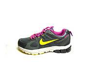 Кроссовки женские Nike (grey & pink)