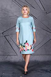 Платье Selta 806 размеры 50, 52, 54, 56
