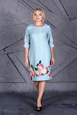 Платье Selta 806 размеры 50, 52, 54, 56, фото 2