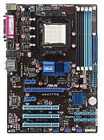 ТОПОВАЯ Плата под AMD SAM3 на DDR3 ! ASUS M4A77TD 140W READY !! Понимает АБСОЛЮТНО ЛЮБЫЕ 2-6 ЯДЕРНЫ ПРОЦЫ AM3