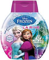 Шампунь-гель для купания La Rive Disney Frozen 2в1 250мл