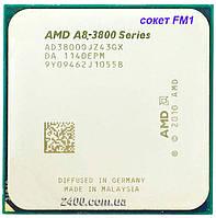 Процессор AMD A8-3800 APU 2.4GHz (AD3800OJZ43GX) Socket FM1 65W