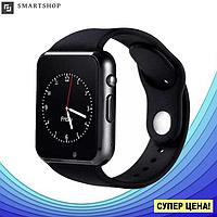 Умные часы смарт часы - Smart Watch Phone A1 в стиле Apple Watch