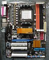 ТОПОВАЯ Плата AMD SAM3 на DDR3 ! ASUS M4A77TD PRO 140W ! SLI  Понимает АБСОЛЮТНО ЛЮБЫЕ 2-6 ЯДЕРНЫЕ ПРОЦЫ AM3