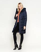 Воздуховик Braggart Angel's Fluff 27005 | Куртка женская зимняя синяя, фото 2