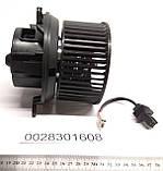 Мотор печки Mercedes Vito 638 AC+ KEMP, фото 3