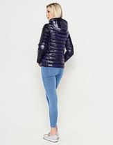 Воздуховик Braggart Angel's Fluff 24992 | Куртка женская весенне-осенняя фиолетовая, фото 3