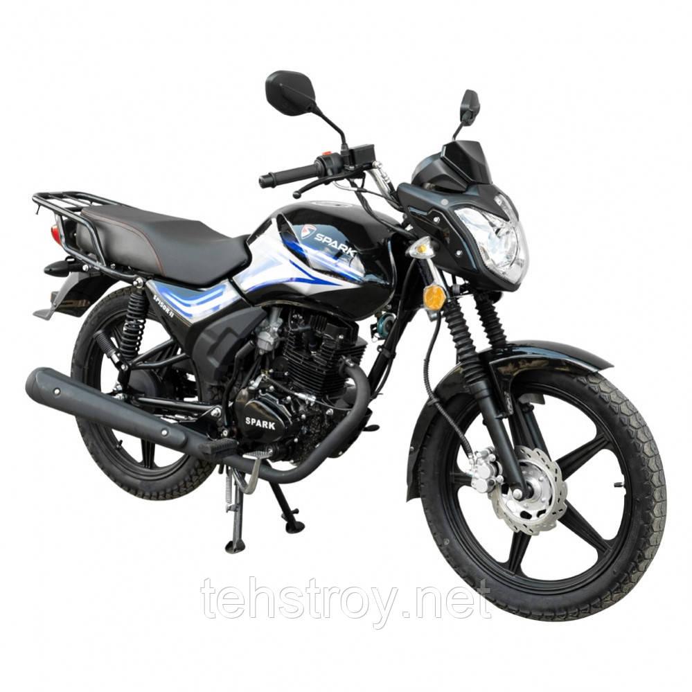 Мотоцикл SPARK SP150R-11 (красный,черный,белый,синий) +Доставка бесплатно
