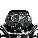 Мотоцикл SPARK SP150R-13 (красный,черный,синий) +Доставка бесплатно, фото 5