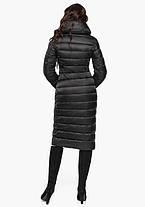 Воздуховик Braggart Angel's Fluff 31074   Куртка женская зимняя черная, фото 3