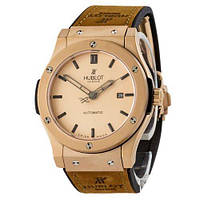 Часы наручные Classic Fusion Automatic Brown-Gold-Mate 5826