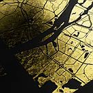 """Постер """"Лондон / London"""" фольгированный А3, фото 2"""