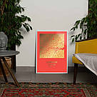 """Постер """"Лондон / London"""" фольгированный А3, фото 7"""