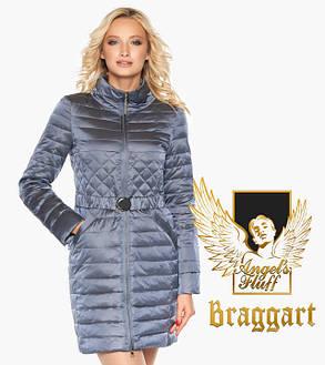 Воздуховик Braggart Angel's Fluff 39002 | Женская куртка осень-весна маренго, фото 2