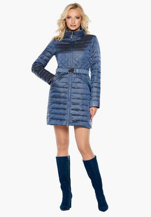 Воздуховик Braggart Angel's Fluff 39002 | Весенне-осенняя женская куртка ниагара, фото 2