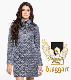 Воздуховик Braggart Angel's Fluff 20856 | Женская осенне-весенняя куртка маренго, фото 2