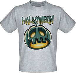 Футболка Halloween (меланж)