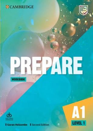 Cambridge English Prepare! Second Edition 1 Workbook with Audio Download, фото 2